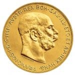 Modern Gold Re-strikes - Austria 100 Crown 1915 - Franz Joseph I.