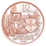 Gifts 2020 - Austria 10 € Tapferkeit / Courage - UNC