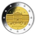 2019 - Germany 2 € Bundesrat (A) - BU