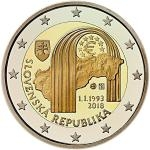 Slovak 2 Euro Commemorative Coins 2018 - Slovakia 2 € 25th Anniversary of the Establishment of the Slovak Republic - Unc