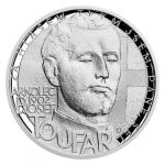 Silver Medal National Heroes - Josef Toufar - Proof