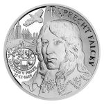 Silver Medal History of Warcraft - Prince Rupert of the Rhine, Duke of Cumberland - Proof