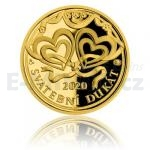 Gold Wedding Ducat 2020 - Proof