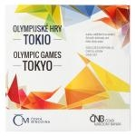 2020 - Set of Circulation Coins Olympic Games in Tokyo - Standard