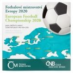 2020 UEFA EURO™ Football (2021) 2020 - Set of Circulation Coins European Football Championship - Standard