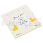 Baby Gifts 2021 - Set of Circulation Coins to the Birth of a Child - BU
