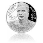 Samoa Silver Coin Legends of Czech Ice Hockey - Vladimir Ruzicka - proof