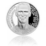 Samoa Silver Coin Legends of Czech Ice Hockey - Dominik Hasek - proof