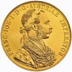 Modern Gold Re-strikes - Austria 4 Ducat 1915 - Austria