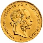Modern Gold Re-strikes - Austria 4 Gulden 1892 - Austria