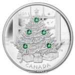 2011 - Canada 20 $ - Christmas Tree - Proof