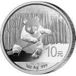 Silver Coins 2014 - China 10 Y - China Panda 1 oz