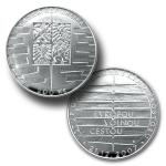Czech Silver Coins 2008 - 200 CZK Entry of Czech Republic into Schengen Area - Proof