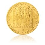 Extraordinary Issues of Gold 2013 - 10000 CZK Arrival of missionaries Constantine and Methodius - BU