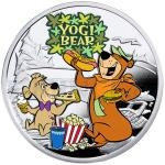 Movies 2014 - Niue 1 $ Yogi Bear - Proof