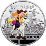 For Kids 2011 - Niue 1 NZD - Bolek and Lolek - Proof