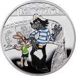 For Kids 2010 - Niue 1 NZD - Nu Pogodi! - Proof