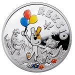 For Kids 2011 - Niue 1 NZD - Rexio - Proof