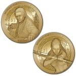 2013 - New Zealand 2 $ - The Hobbit: The Desolation of Smaug Brilliant Uncirculated Coin Set