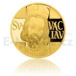 Czech Medals 5 Ducat of Saint Wenceslas - Proof