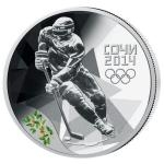 For Him 2011 - Russia 3 RUB - Sochi 2014 - Icehockey