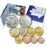 Gifts 2010- Slovakia 3,88 € XXI. Olympic Winter Games Vancouver - BU