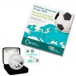 2020 - Mint Set European Football Championship + FREE! Official UEFA EURO 2020 Referee Coin