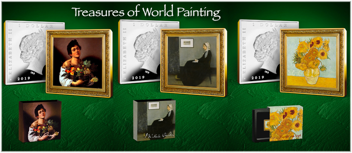 Treasures of World Painting
